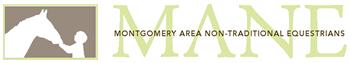 MANE – Montgomery Area Non-Traditional Equestrians Logo